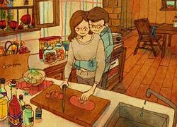 Το μεγαλύτερο «σ' αγαπώ» το ένιωσα μαζί σου και θα στο λέω κάθε μέρα