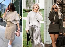 Πώς θα φορέσετε τα oversized ρούχα για να μην δείχνετε σαν... σακί με πατάτες!