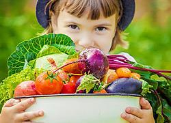 Παιδί και Σαρακοστή: πώς να έχει μια πλήρη διατροφή ένα παιδί που νηστεύει