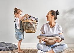 Παιδικά ρούχα: Πώς θα τα φροντίσετε σωστά!