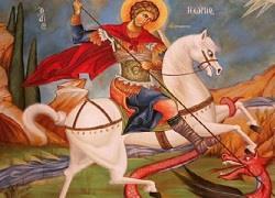 Άγιος Γεώργιος ο Τροπαιοφόρος: οΜεγαλομάρτυρας της Ορθοδοξίας