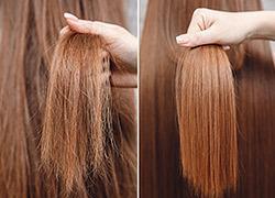 Πώςνα φαίνονταιτα μαλλιά μας υγιή και λαμπερά όπως μετά το κομμωτήριο