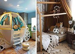 15 φανταστικά παιδικά δωμάτια που είναι σαν να έχουν βγει από παραμύθι!