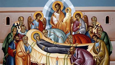 Άγιος Παΐσιος: «Η Παναγία δεν μας αφήνει, μας κουβαλάει στην πλάτη Της...»
