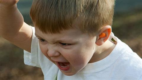 Μπαμπάς ενθαρρύνει τον 3χρονο γιο του να ρίξει μπουνιά σε παιδάκι που το χτύπησε