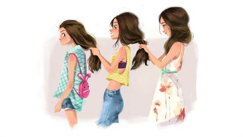 «Το να μεγαλώνεις με αδερφές είναι αληθινή ευλογία»