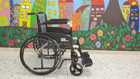 Κοζάνη: Μαθητές δώρισαν ένα αναπηρικό αμαξίδιο στο γηροκομείο της πόλης τους