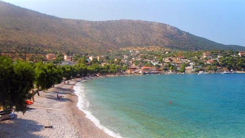 Οι καλύτερες παραλίες για οικογένειες στη Νότια Στερεά Ελλάδα
