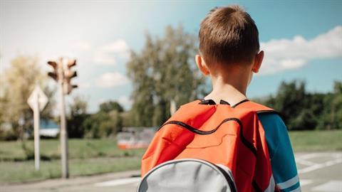Ειδικός προειδοποιεί: Παιδιά δημοτικού ΔΕΝ πρέπει να κουβαλάνε 10 κιλά βιβλία