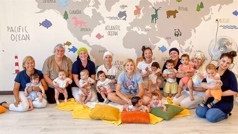 Μαμά με 21 μωρά και 16 νταντάδες: «είμαι μια πολυάσχολη μαμά σαν τις άλλες»