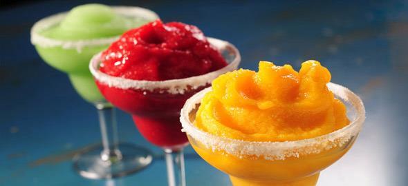 Συνταγές για απολαυστικές γρανίτες φρούτων