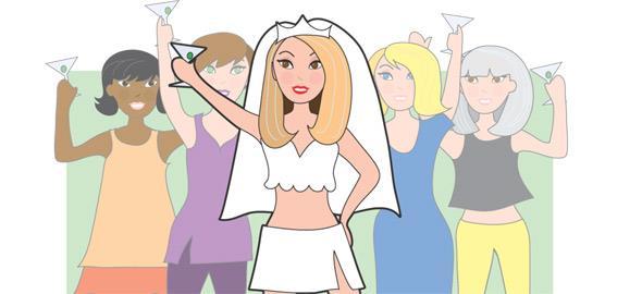 Πώς θα οργανώσετε το τέλειο bachelorette