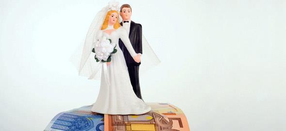 Οργανώστε τον πιο οικονομικό γάμο!
