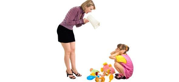 Γιατί δεν πρέπει να φωνάζετε στα παιδιά σας