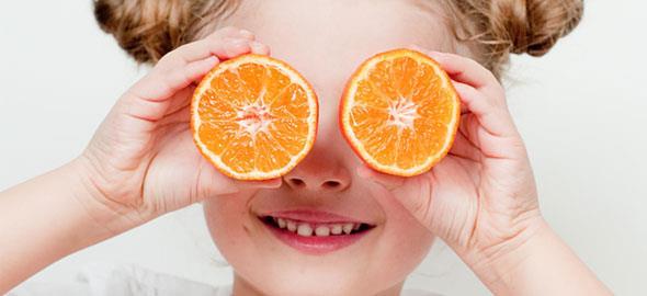 Η κατάλληλη διατροφή για γερό ανοσοποιητικό στα παιδιά