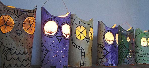 Φθινοπωρινές κατασκευές για παιδιά με έμπνευση από τη φύση
