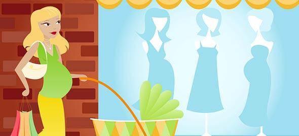 Ρούχα εγκυμοσύνης: Δώστε στιλ στην κοιλίτσα σας