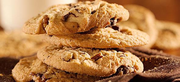 5 απίθανες συνταγές για τραγανά μπισκότα!
