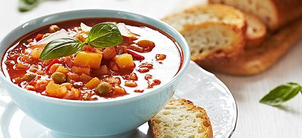 Μοναδικές συνταγές για νόστιμες χειμωνιάτικες σούπες