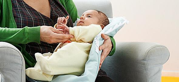Κερδίστε 5 στρωματάκια αγκαλιάς Mionido για νεογέννητα