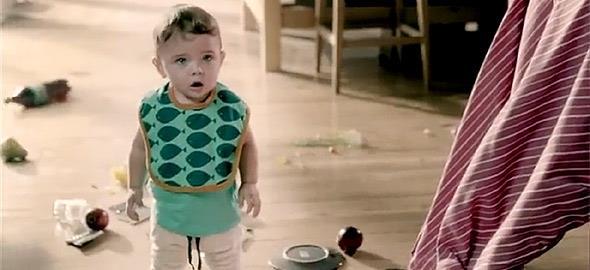 Η υπέροχη πραγματικότητα του να είσαι γονιός: Δείτε την απολαυστική διαφήμιση!
