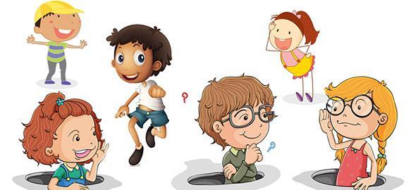 Σοφές παιδικές ατάκες: Κάτι έχουν να μας πουν…