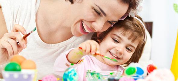 5 χειροτεχνίες για τη Γιορτή της Μητέρας