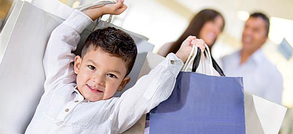 Σαββατοκύριακο με τα παιδιά: Συνδυάστε ψώνια και διασκέδαση!