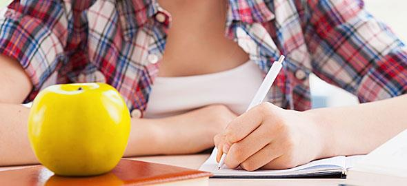 Τι πρέπει να τρώει το παιδί την περίοδο των εξετάσεων