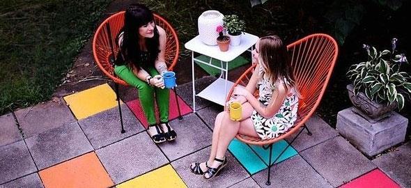 10 εύκολες, φτηνές και πρακτικές ιδέες για τον κήπο ή την βεράντα σας!