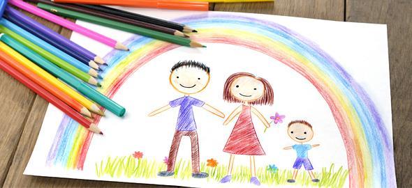 Παιδικές ζωγραφιές: Τι θέλουν να μας πουν;