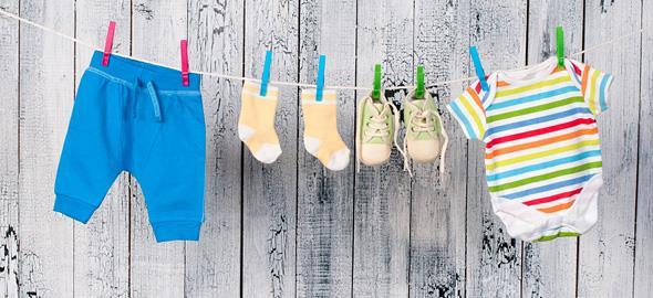 Πώς να πλένετε σωστά τα βρεφικά ρούχα για να φεύγουν τα μικρόβια 7171a207987