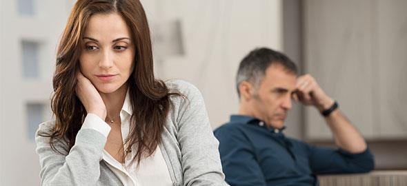 Γιατί χωρίζουν τα ζευγάρια έπειτα από πολλά χρόνια γάμου