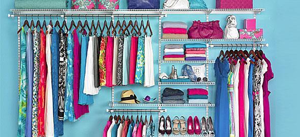 Πώς να οργανώσετε την ντουλάπα σας