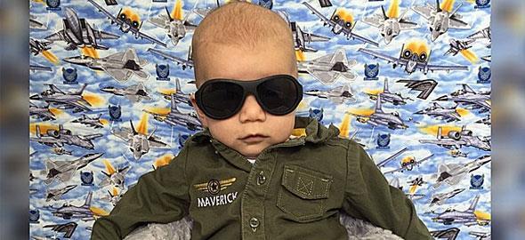 Απίστευτες αποκριάτικες στολές για μωρά