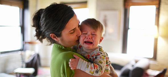 Η χειρότερη στιγμή της εργαζόμενης μαμάς