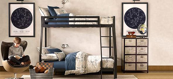 6ada6746ae6 Παιδικό δωμάτιο για δύο: Υπέροχες ιδέες διακόσμησης