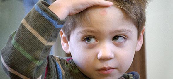 0011e7f8220 Tι πρέπει να κάνω αν το παιδί μου χτυπήσει το κεφάλι του