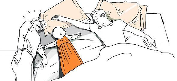 Η ζωή μιας νέας μαμάς σε 15 φανταστικά σκίτσα