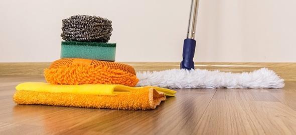 ceaea5850c6e Πώς να καθαρίσετε σωστά το παρκέ