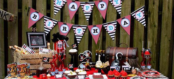Εντυπωσιακές ιδέες για θεματικά παιδικά πάρτυ