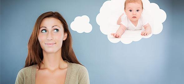 Είστε έτοιμη να γίνετε μητέρα;