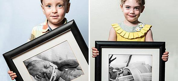 Γεννήθηκαν πολύ πρόωρα αλλά βγήκαν νικητές: Δείτε τις συγκινητικές φωτογραφίες