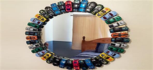 7d5d85ea898 12 υπέροχες DIY ιδέες διακόσμησης για το παιδικό δωμάτιο