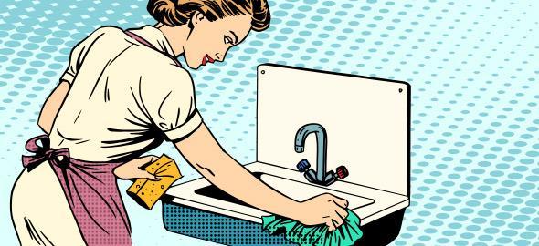 Κάνε δουλειά στο σπίτι…Αδυνατίζει!!