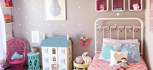 4a244b960a2 12 ιδέες διακόσμησης για να κάνετε το κοριτσίστικο δωμάτιο παραμυθένιο