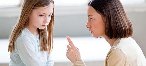 Ποια απειλή δεν πρέπει να λέτε ποτέ στο παιδί και γιατί