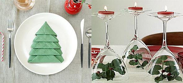16 εντυπωσιακές ιδέες διακόσμησης για το πρωτοχρονιάτικο τραπέζι