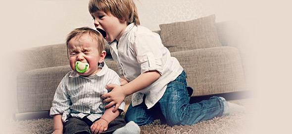 Γράμμα στον γιο μου: Σταμάτα να κάνεις το μωρό να κλαίει!