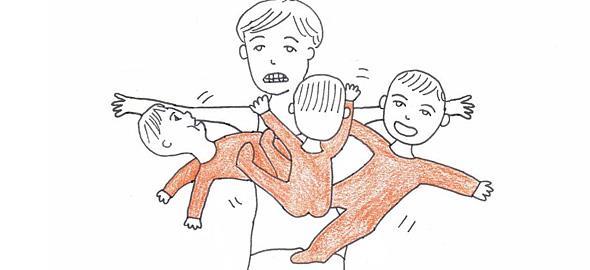 Η καθημερινότητα των γονιών μέσα από 7 εύστοχα σκίτσα